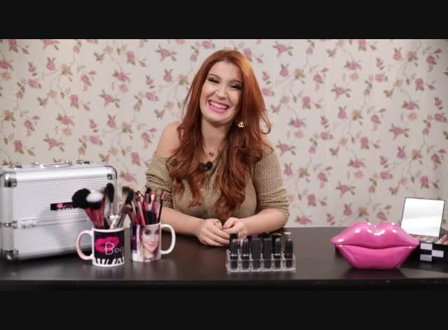 Curso de maquiagem Bianca Andrade?