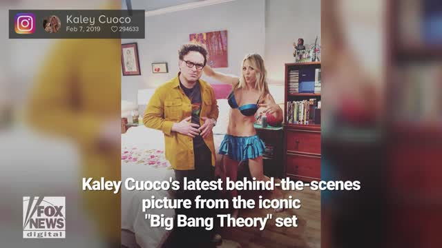 Cuoco lingerie kaley The Big
