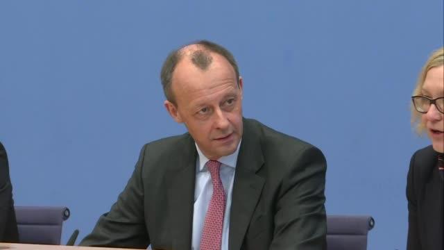 Friedrich März Corona