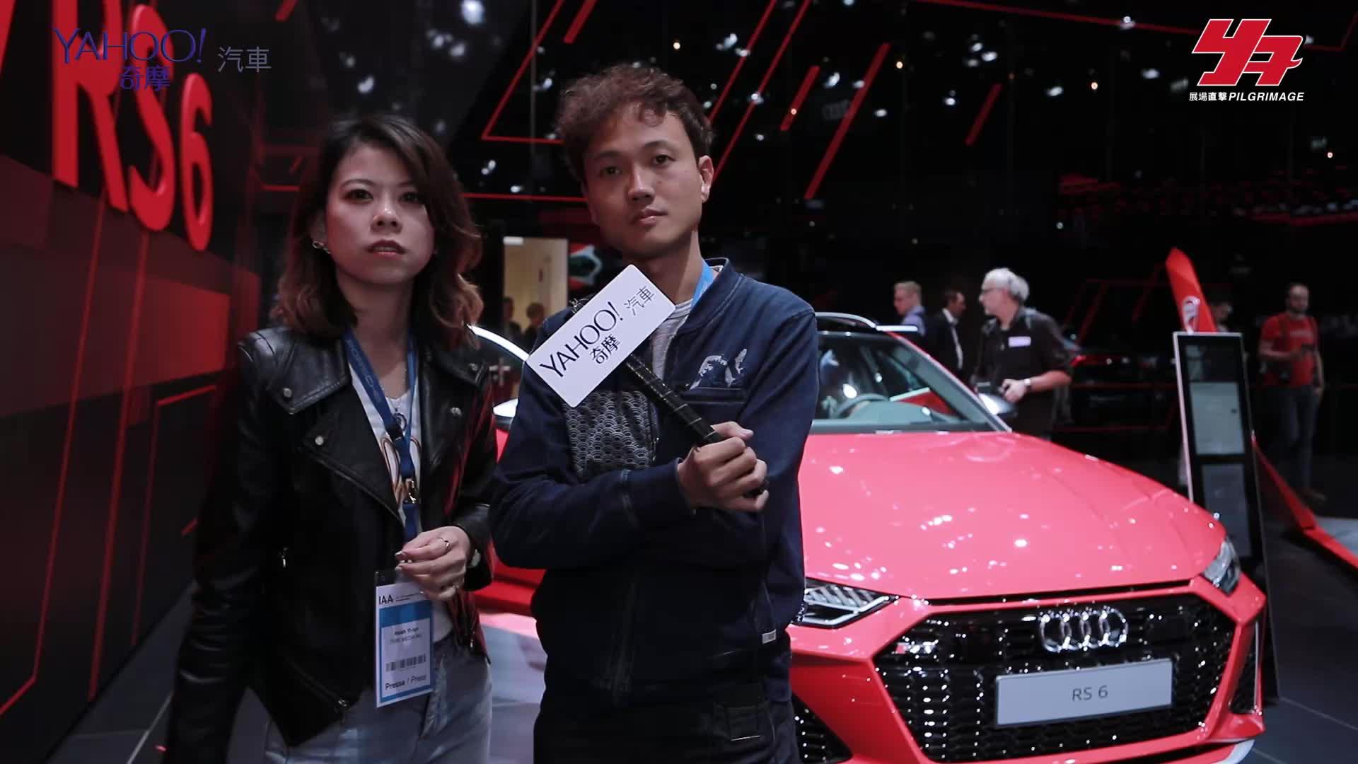 【2019法蘭克福車展直擊】Audi最強Wagon旅行車款RS6 Avant嗆辣現身!