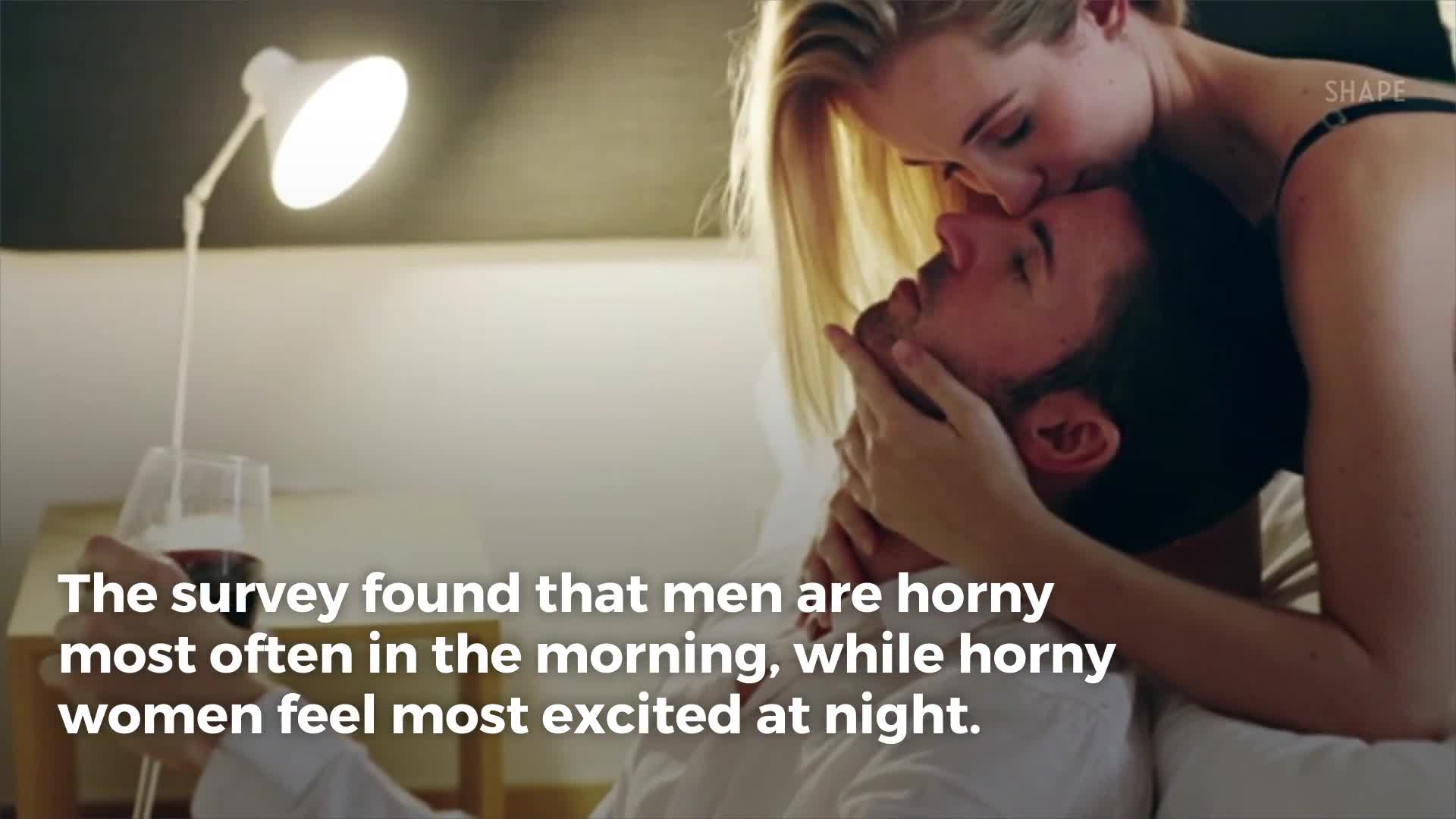 Why women feel horny