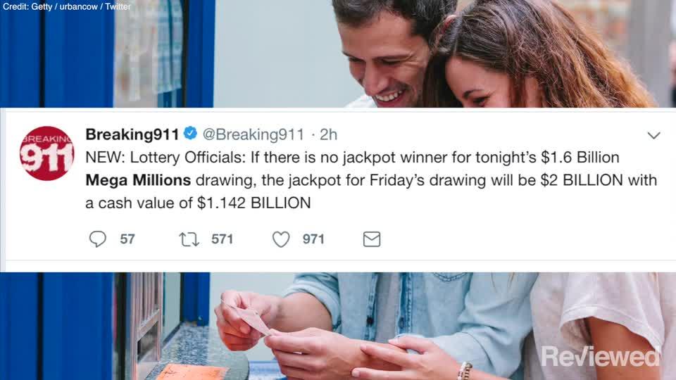 Mega Millions Balloons After No Jackpot Winner Powerball Drawing Saturday