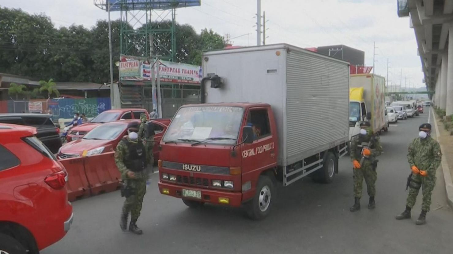 菲律賓祭封城令! 機場塞爆、CNN停播一日