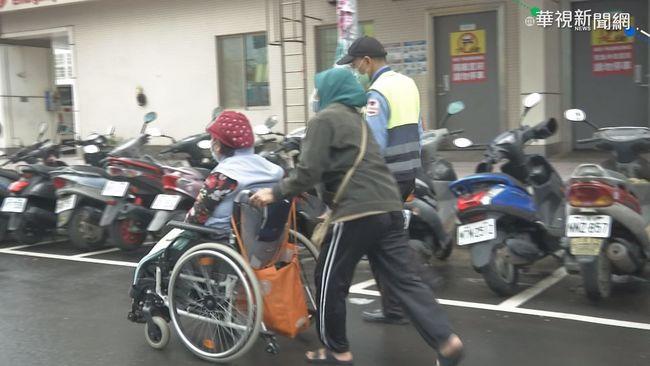 撿到800片口罩 印尼籍看護急交醫院