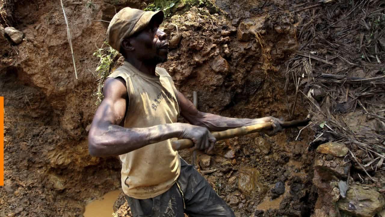 Congo mine gun attack kills three Chinese nationals: Xinhua