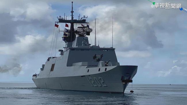 敦睦艦隊前往帛琉 立委驚爆機密任務