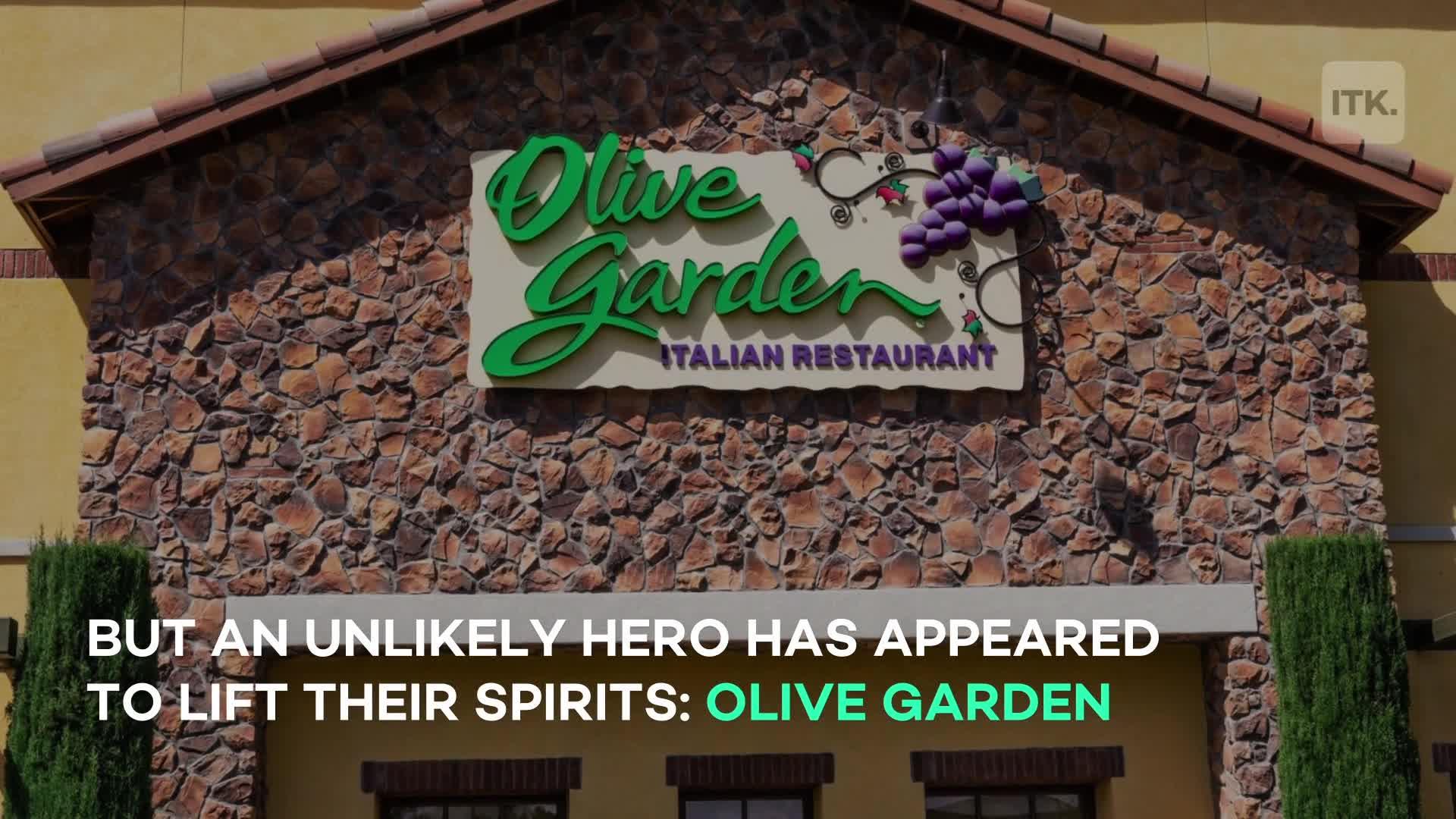 Olive Garden Creates Hilarious Prom Photos