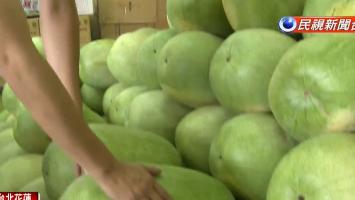 西瓜批發價一度50年新低 花蓮合作社促銷