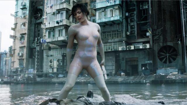 Creating Scarlett Johansson S Computer Generated Body Suit