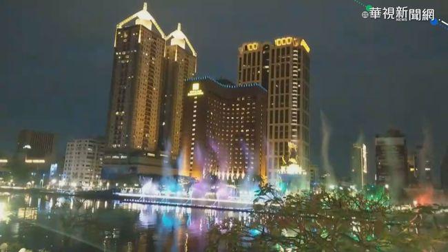 拚觀光! 高雄37間飯店晚間齊亮燈