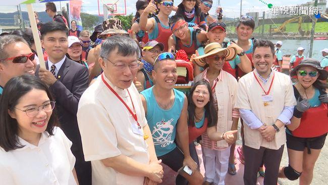 疫情影響 台北端午龍舟賽規模縮小