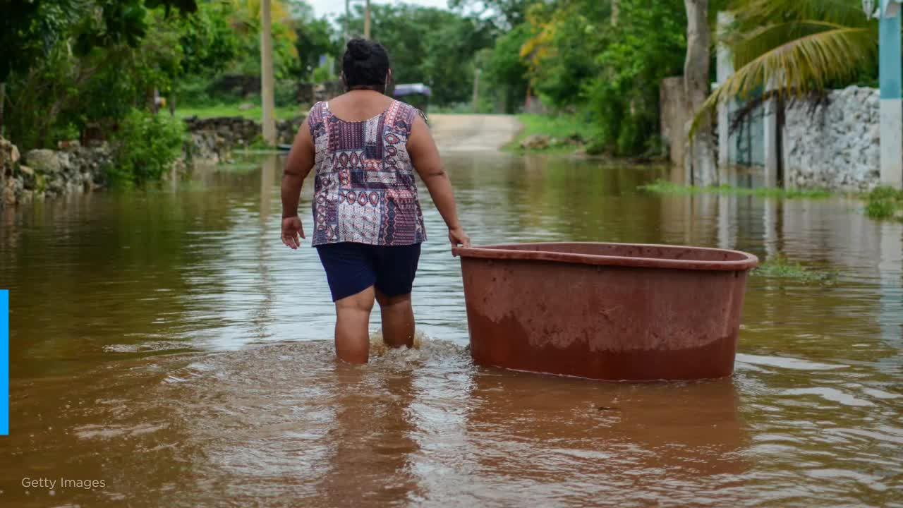 Tropical Storm Cristobal aims at Gulf Coast