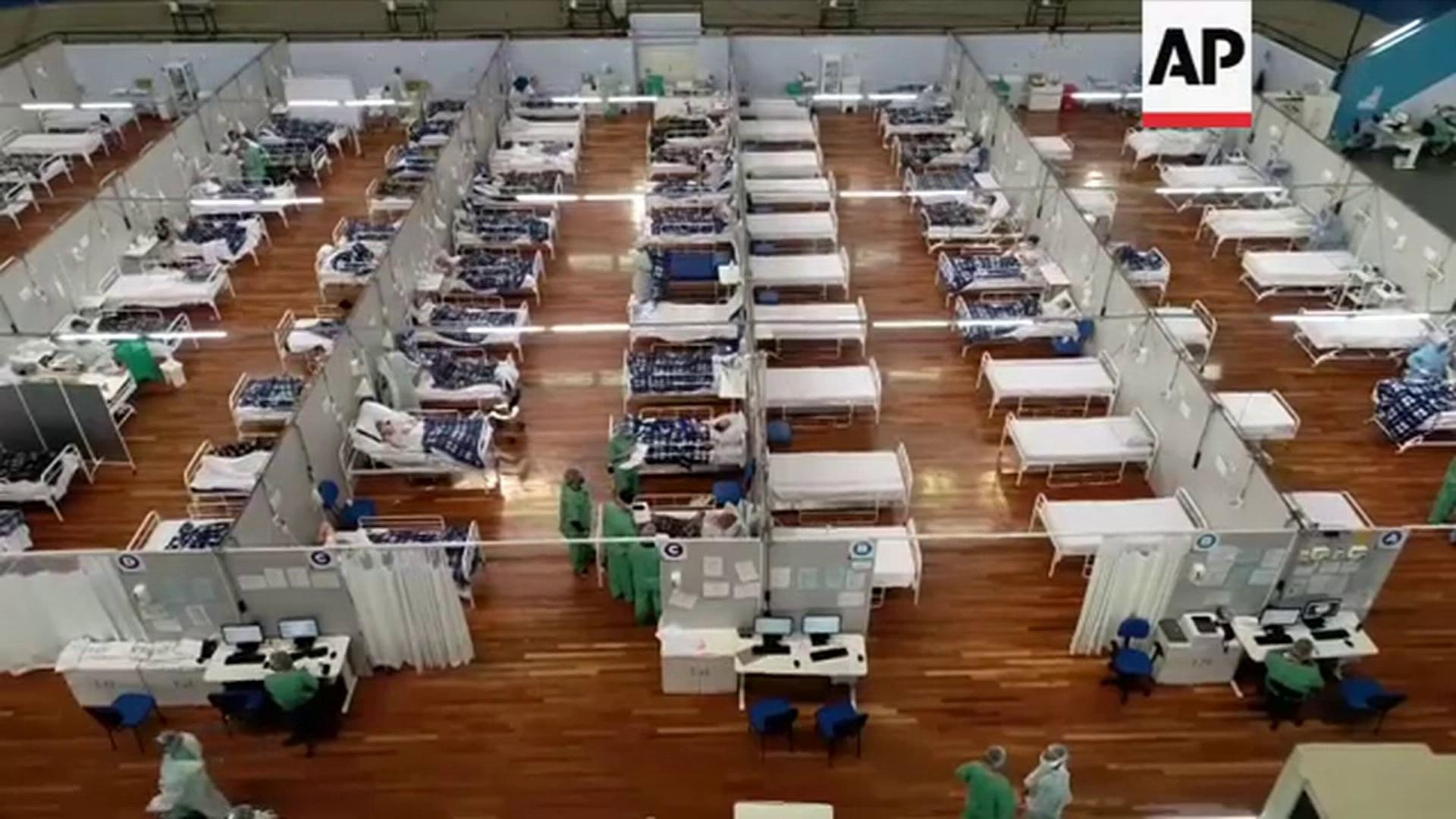 全球確診逼近900萬例 WHO:新危險階段