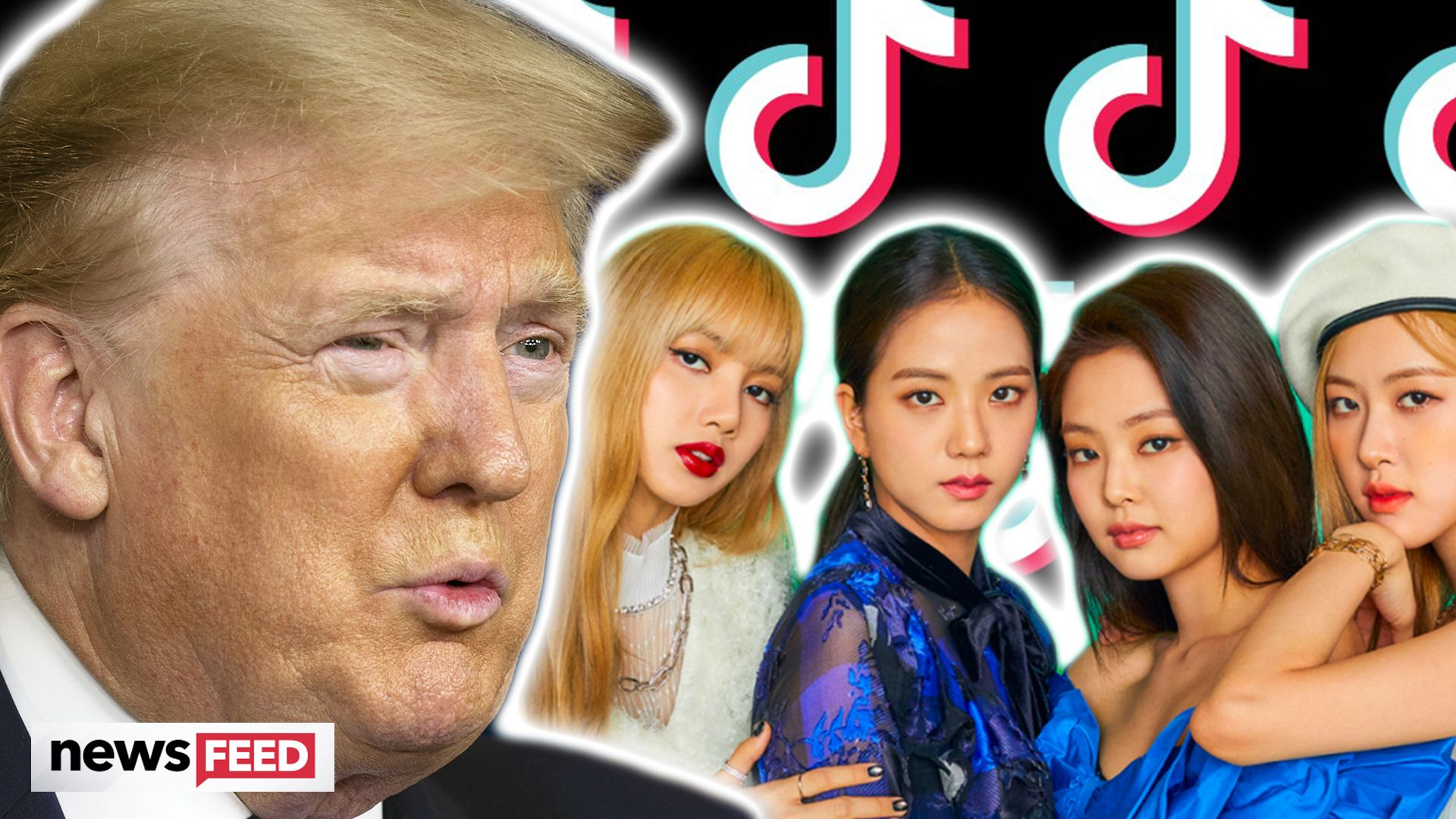 #ImpeachBidenNow hashtag hijacked by K-Pop fans