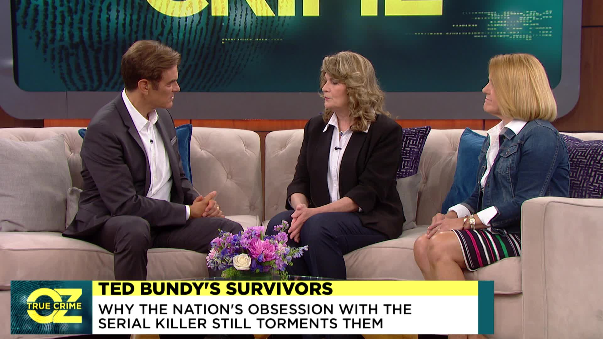 True Crime Two Ted Bundy Survivors Recount How They Escaped Death At Florida State University First look international, incessant barking productions inc., tartan films. yahoo money