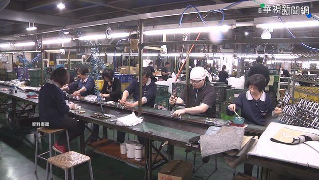 疫情衝擊! 無薪假破3萬人 製造業最慘