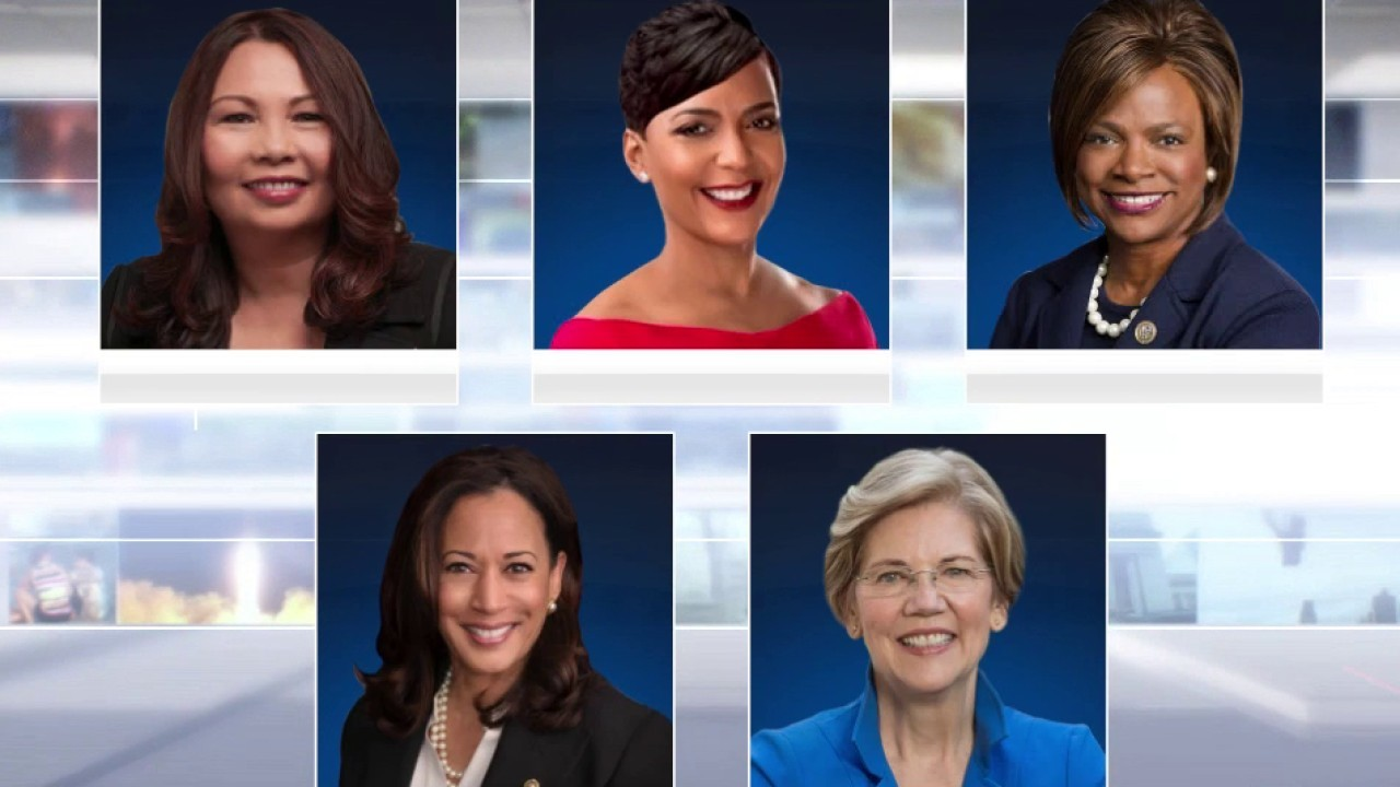 Biden narrows list of vice presidential contenders