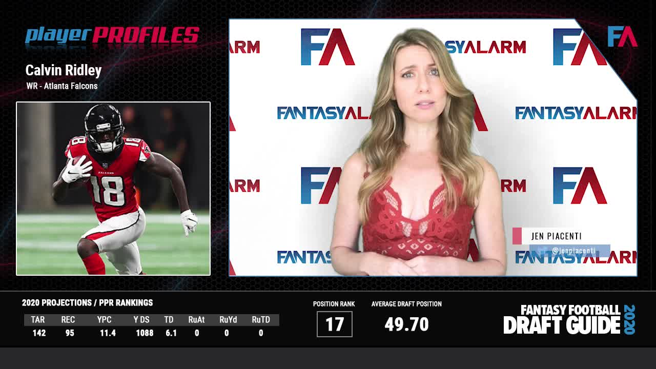 2020 Nfl Draft Guide Player Profiles Calvin Ridley Video