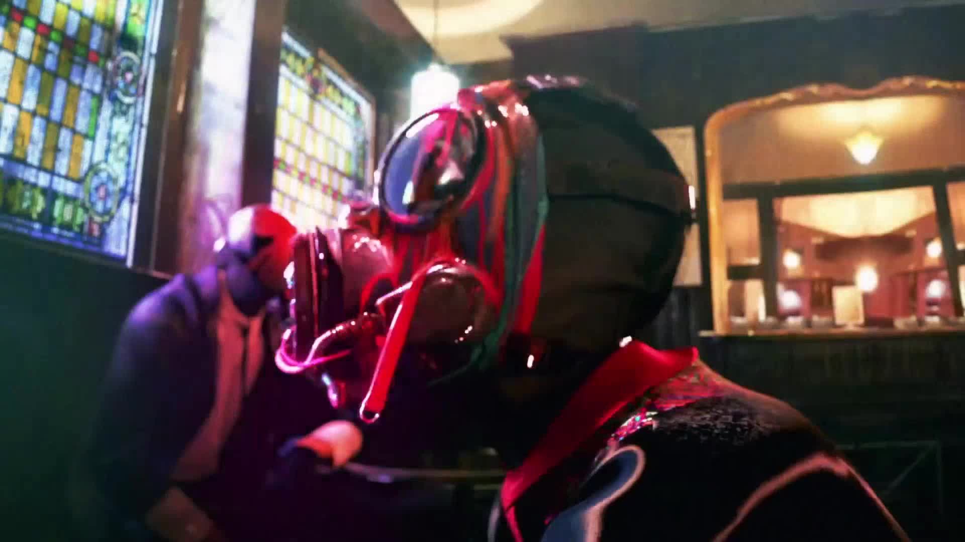 Watch Dogs Legion Tipping Point Cinematic Trailer