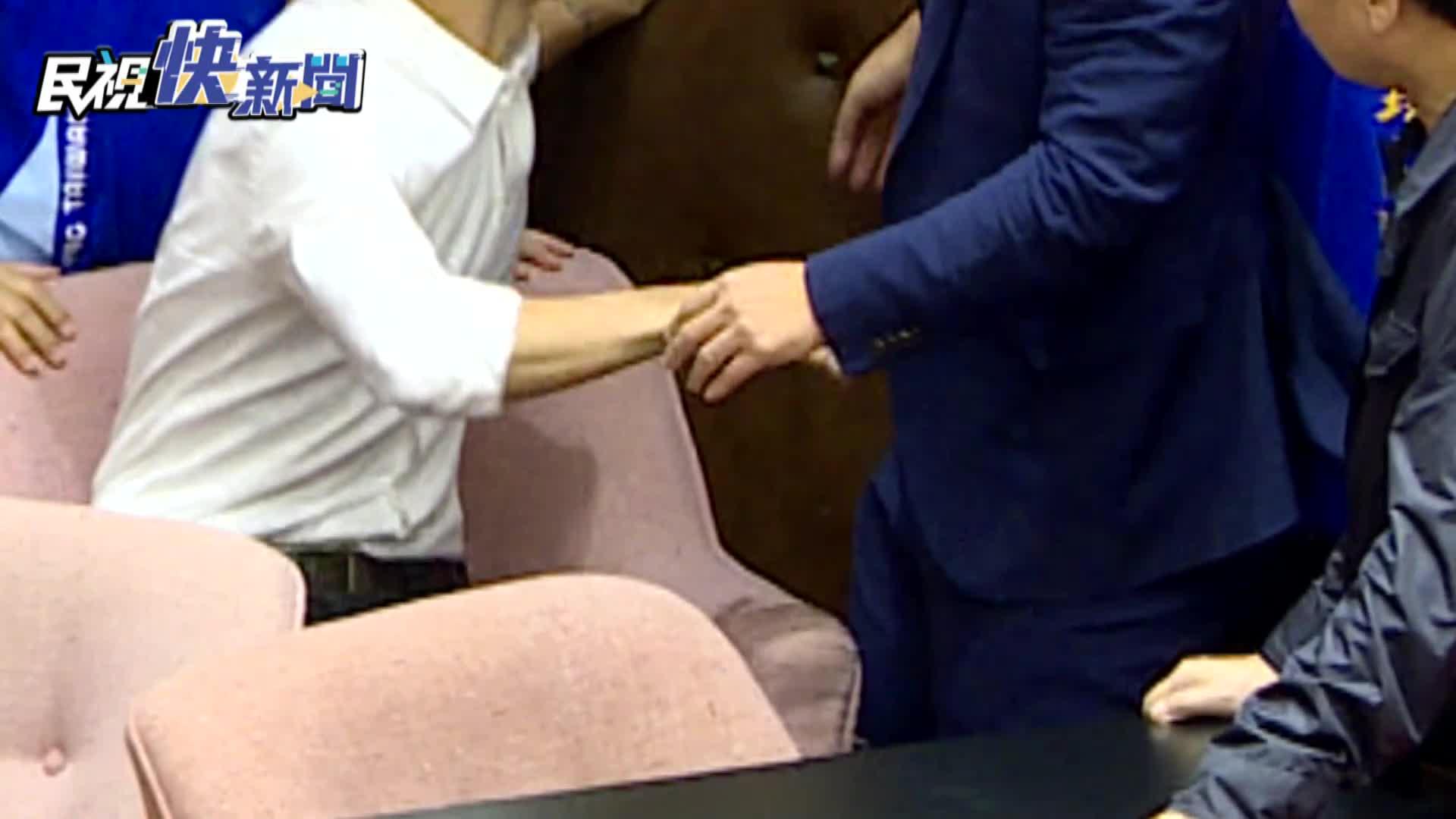 快新聞/陳玉珍「手伸褲袋搶選票」 林昶佐:她拉扯很久讓人不舒服