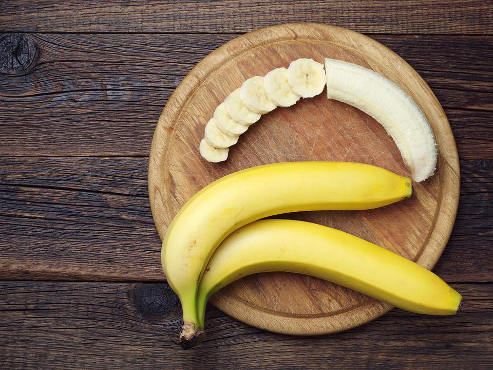 فوائد اكل الموز على الريق للحامل