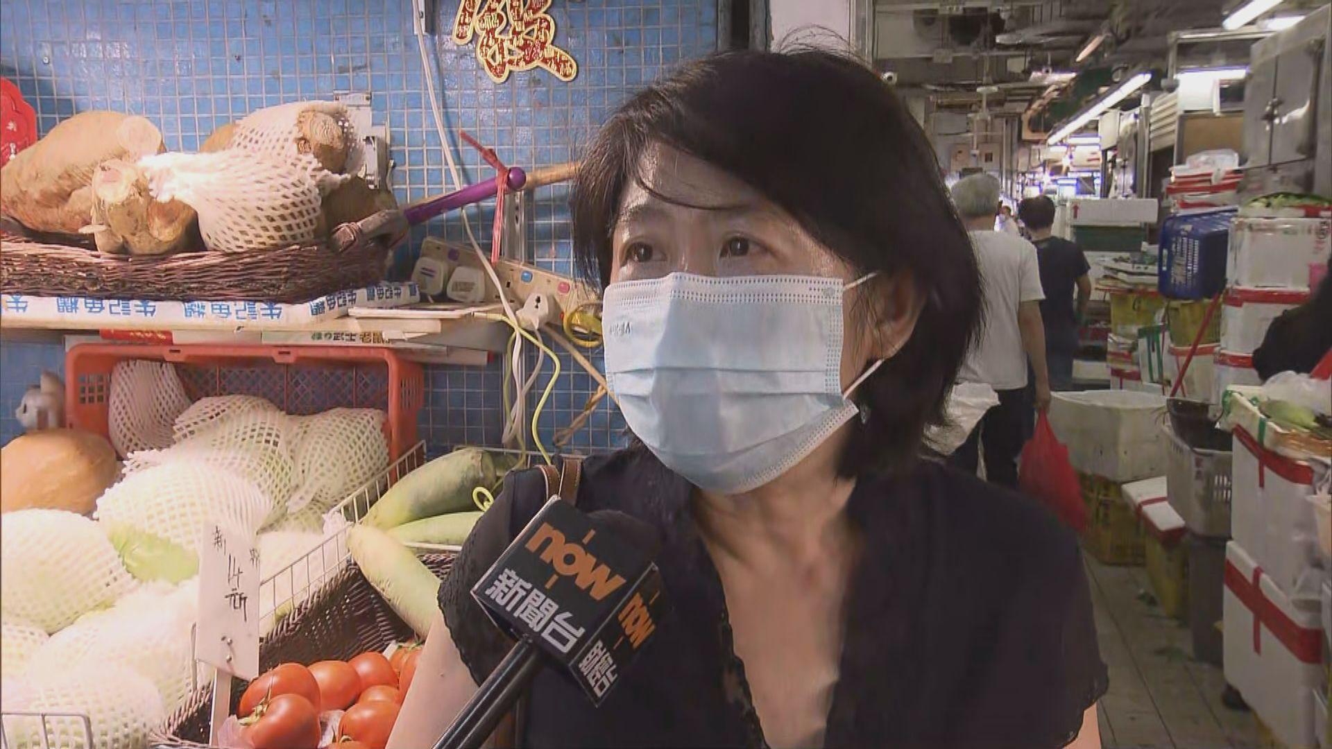 專家警告或需實施禁足令 有市民多買食品做準備