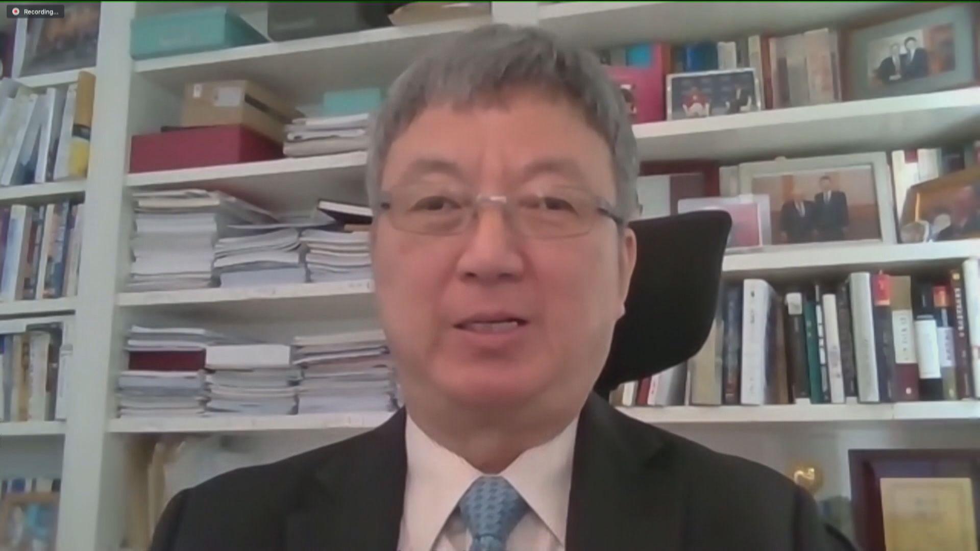 清華大學學者:美國取消特殊待遇對香港影響不大