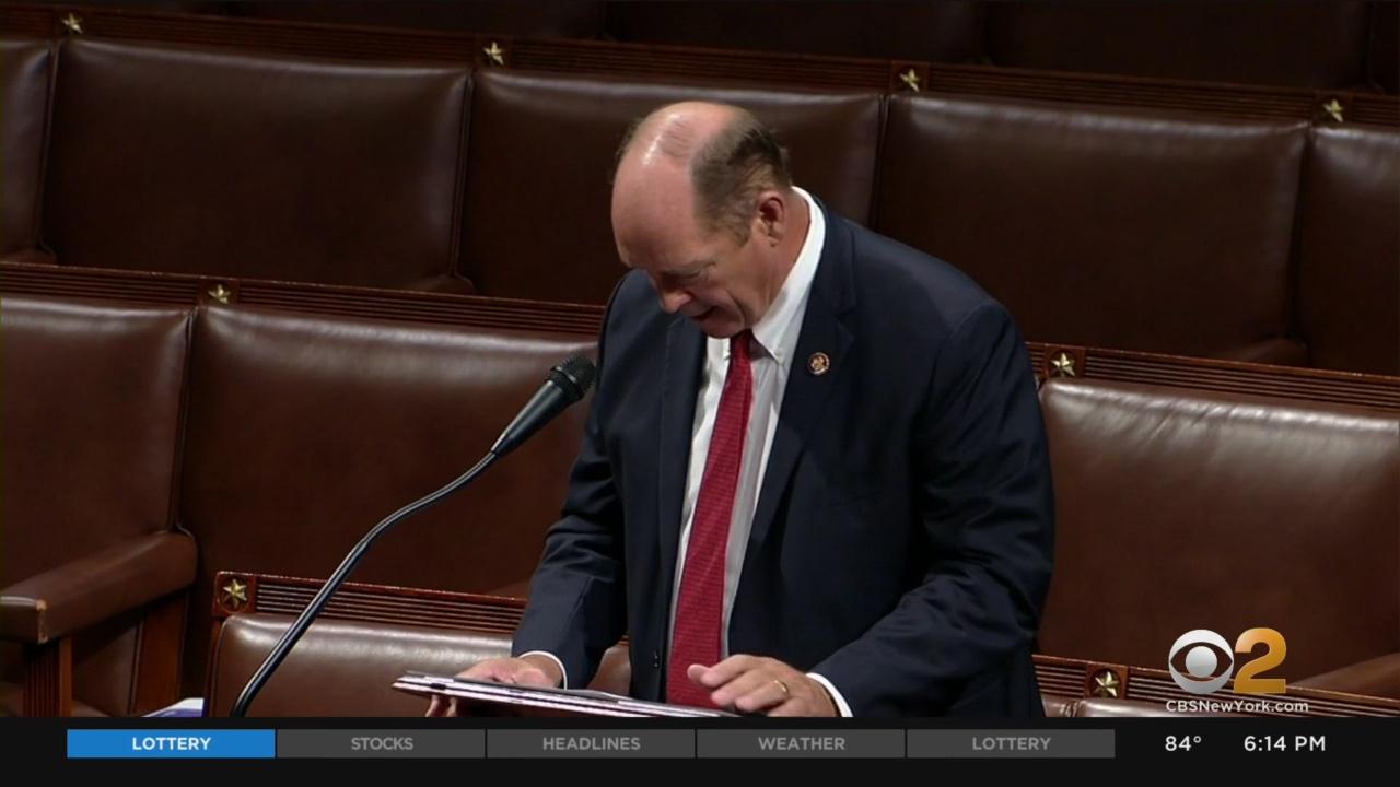 Florida Rep. Ted Yoho Offers Apology To Rep. Alexandria Ocasio ...