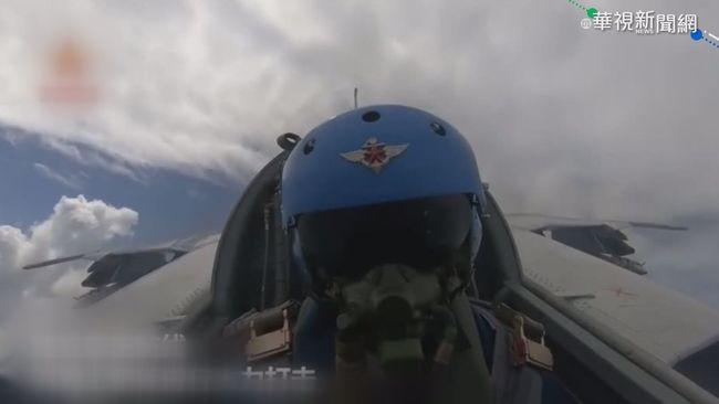 美軍機逼近中國 中官媒播南海演習片