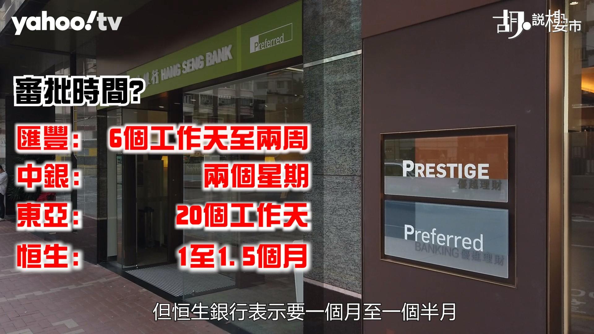 【胡.說樓市】經濟好大鑊?打電話問清楚銀行按揭情況!