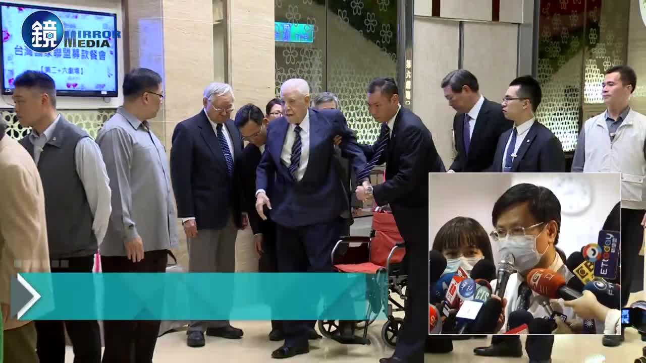 【李登輝辭世】前總統李登輝病逝榮總 享壽98歲│鏡週刊