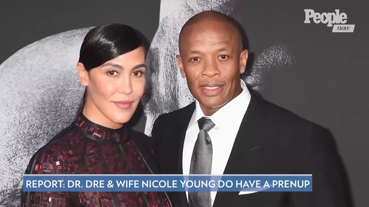 Dr Dre S Estranged Wife Nicole Young Is Seeking 2 Million In Temporary Spousal Support