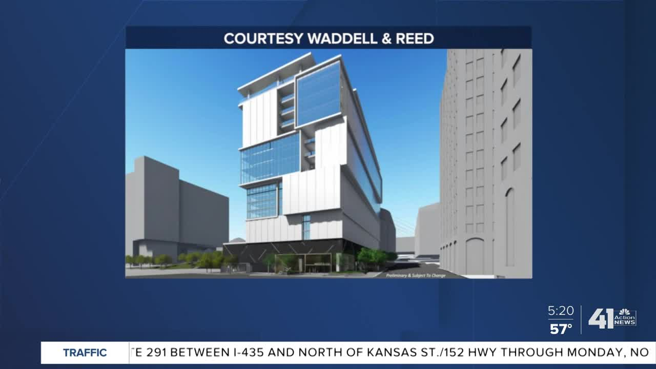 Waddell Reed On Track To Finish Construction In 2022