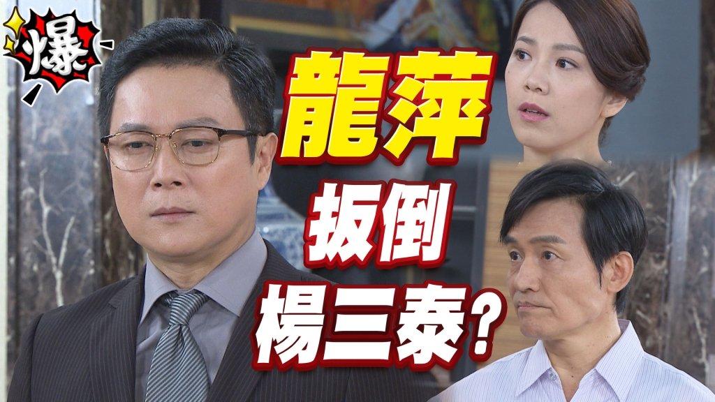 《多情城市-EP224精采片段》龍萍 扳倒楊三泰?