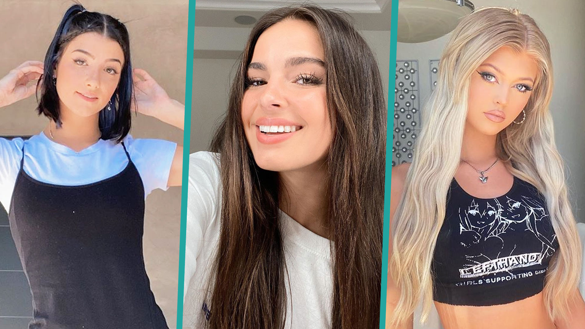 Addison Rae Charli Dixie D Amelio Crowned Tiktok S Highest Earners Video