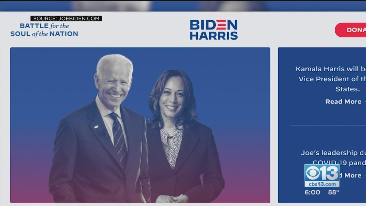 Joe Biden Names Sen Kamala Harris As Pick For Vice President