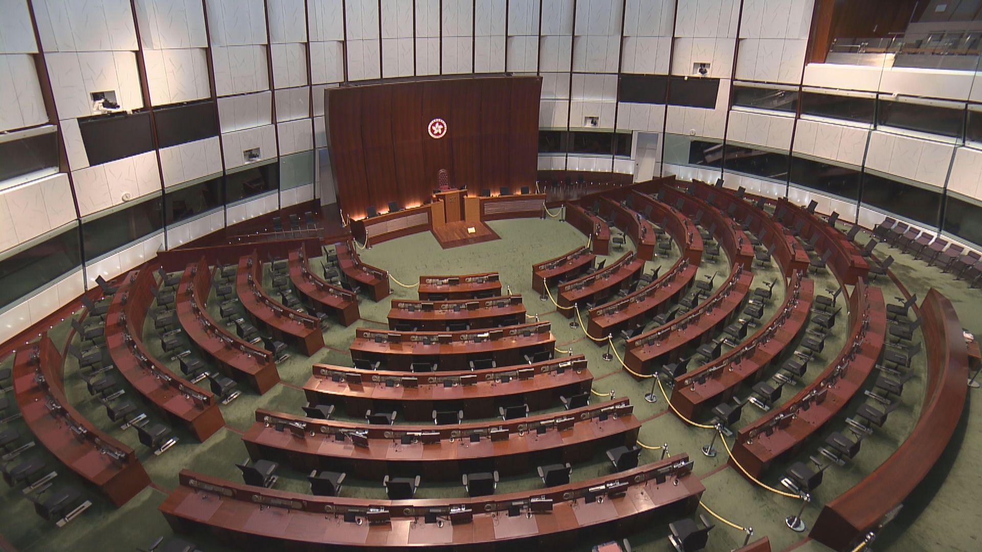政府刊憲10月14日開始下年度立法會會期