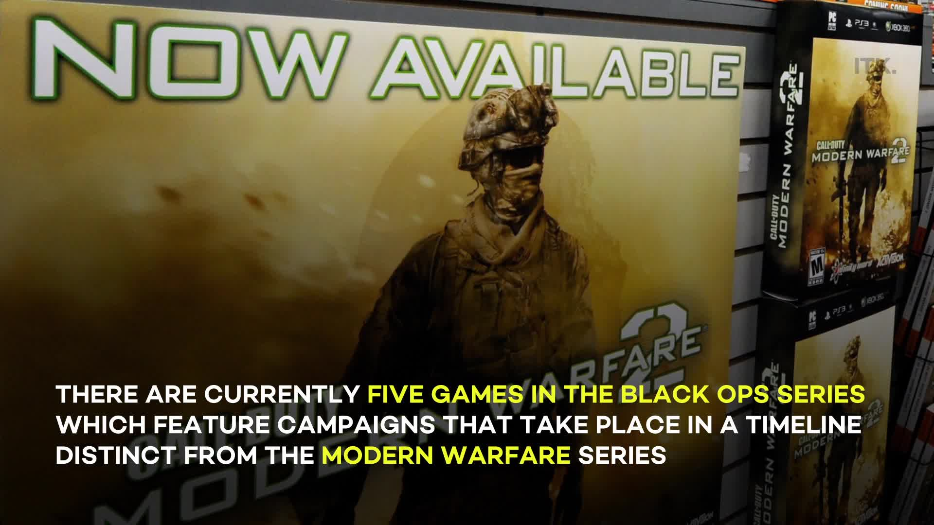 Call Of Duty Cold War Leaks Suggest The Series Is Going Back To Its Roots Video