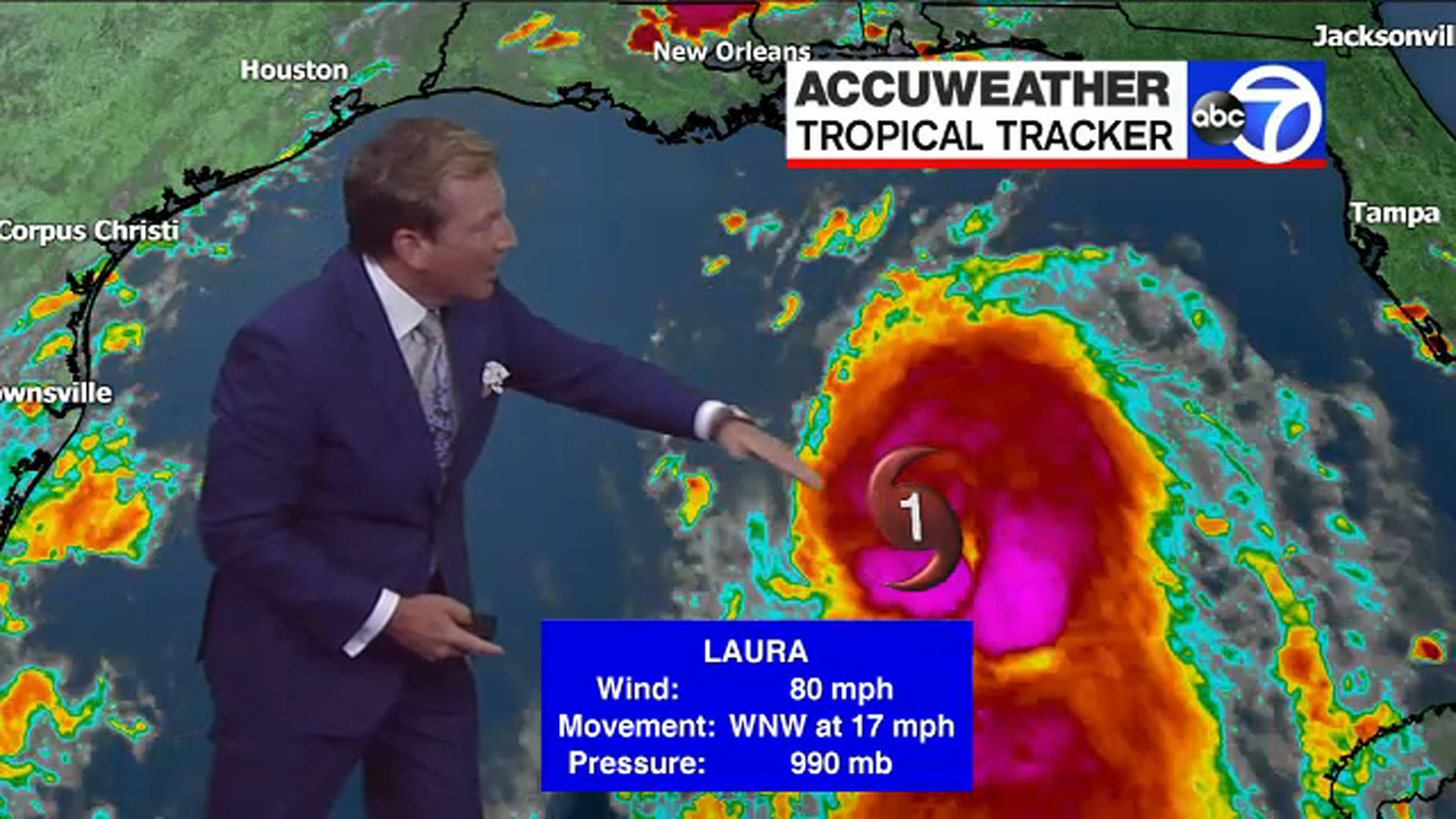 Half A Million People People Told To Evacuate Ahead Of Hurricane Laura Video
