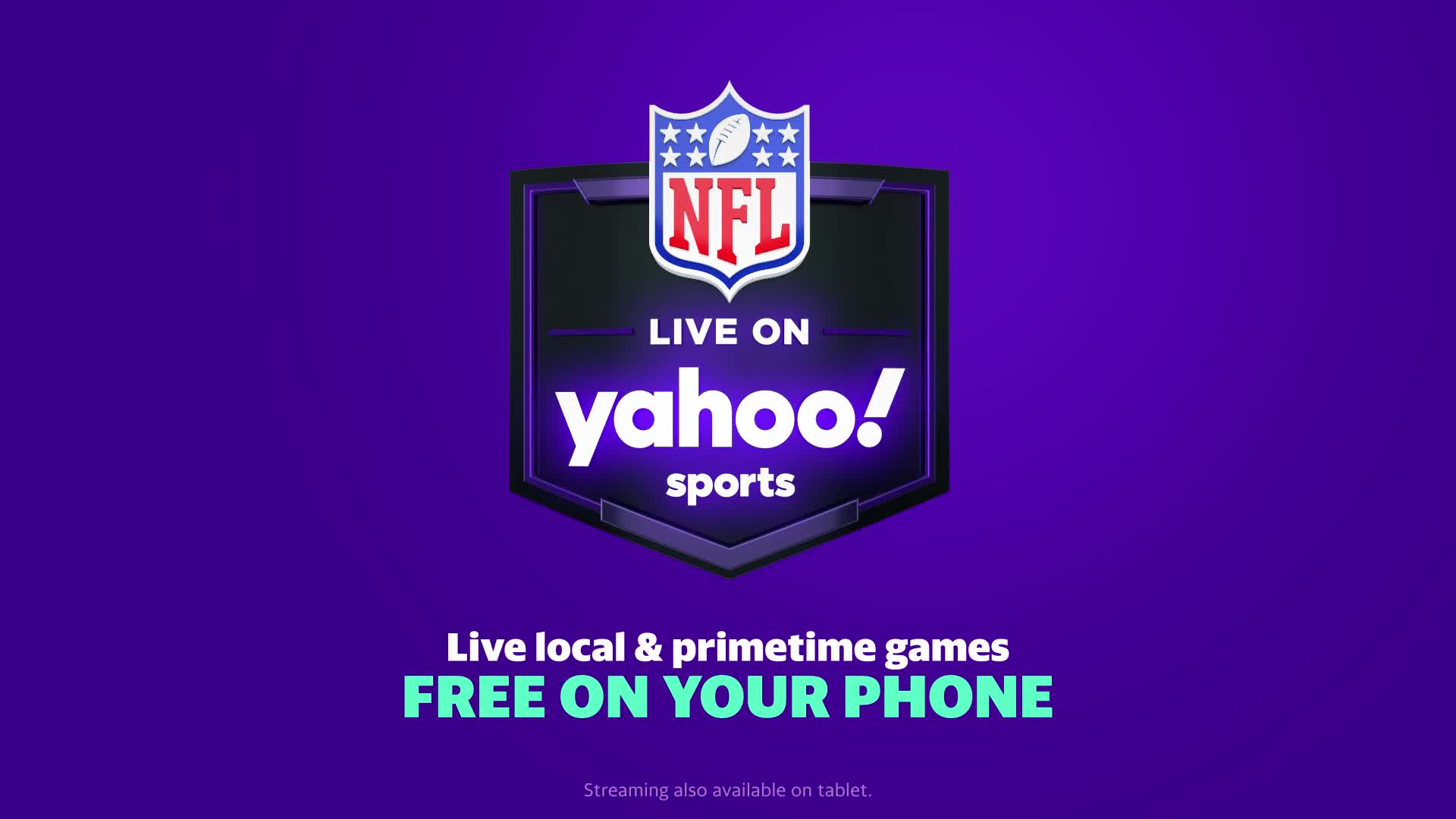 Watch Nfl Live On The Yahoo Sports App