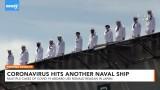 美海軍又淪陷!印單日增9萬例全球第二慘