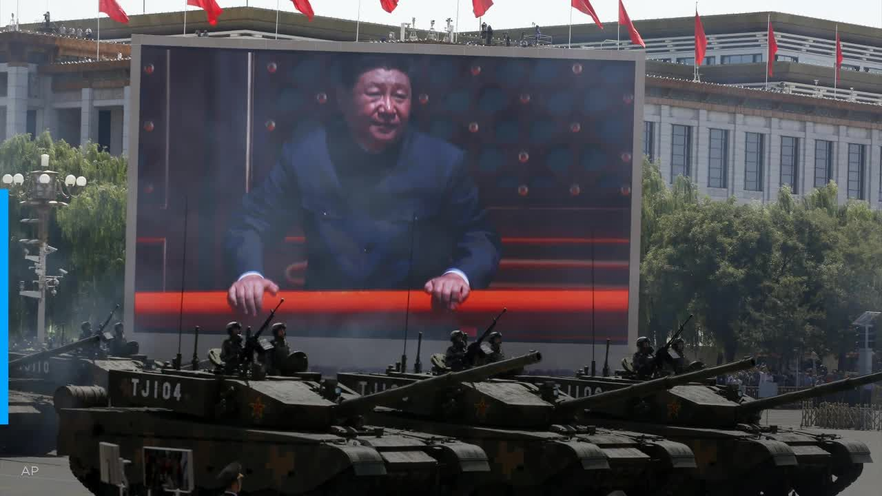 China's Defense Ministry says U.S. is biggest threat to world peace