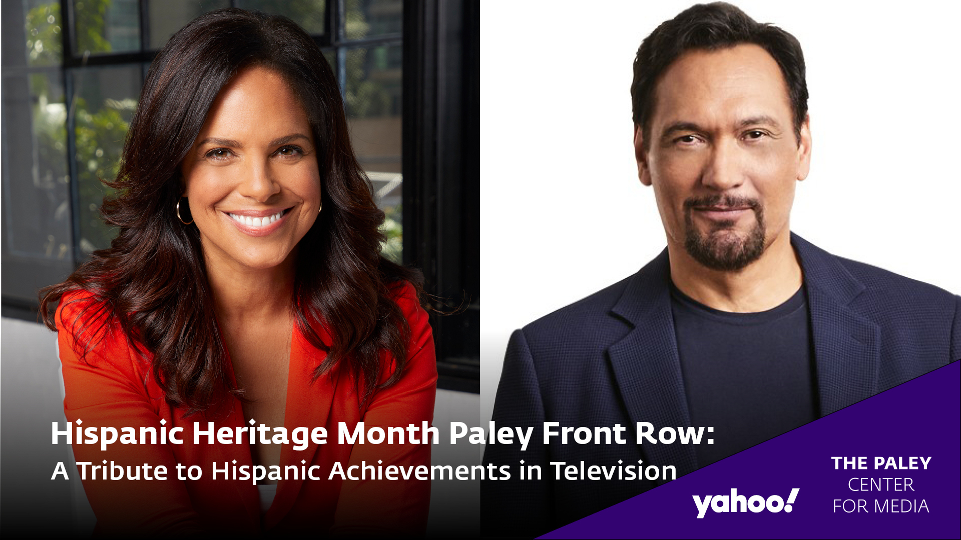 A Tribute to Hispanic Achievements in Television at Paley Front Row 2020
