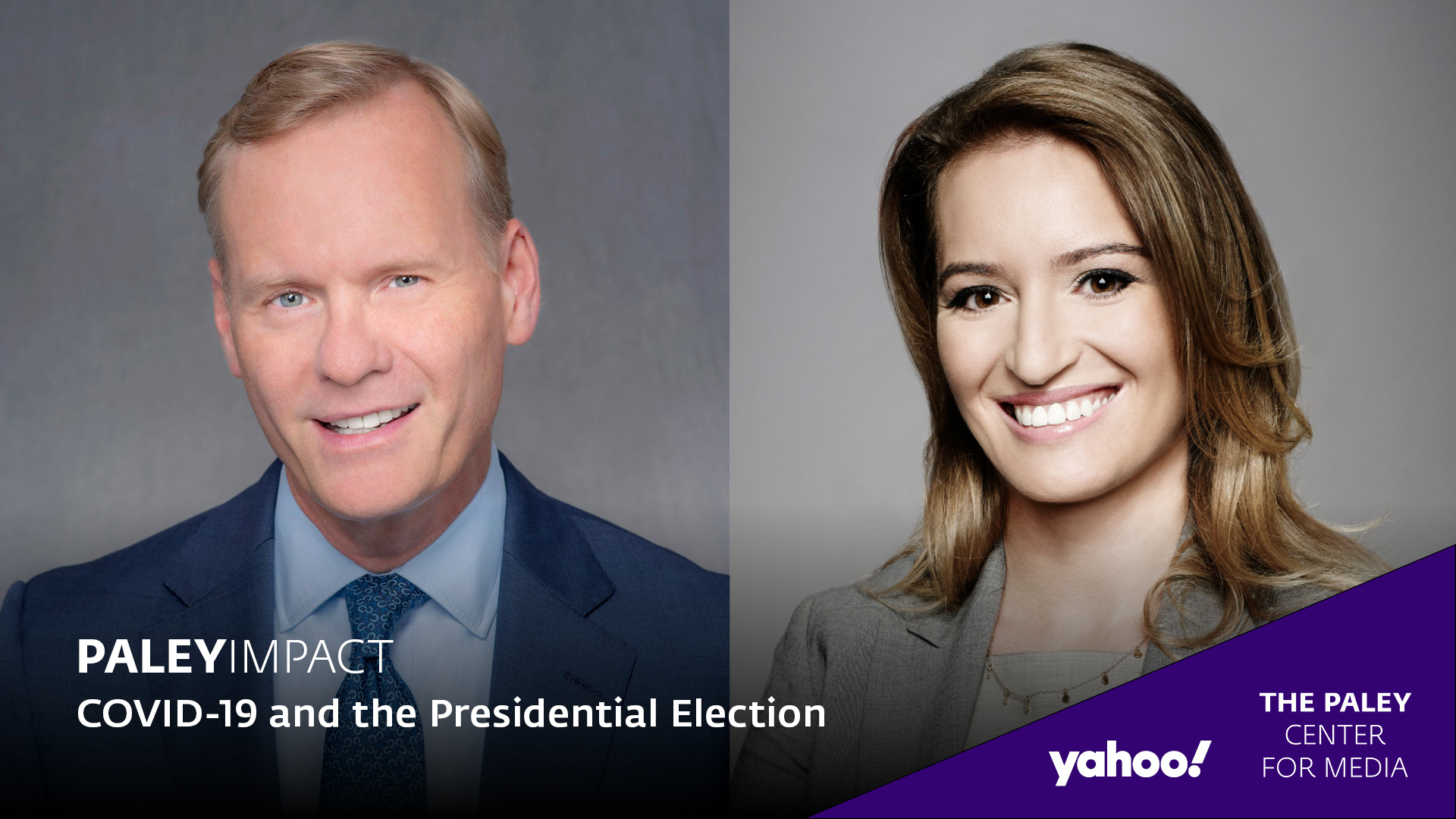 PaleyIMPACT: COVID-19 and the Presidential Election