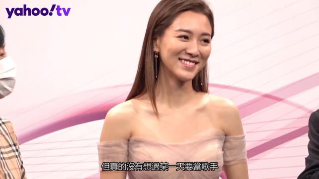 王敏奕華麗轉身當歌手 加盟星夢獲曾志偉支持