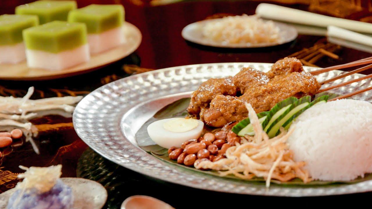 大廚教你做馬來西亞國菜,椰漿飯配沙嗲雞肉串