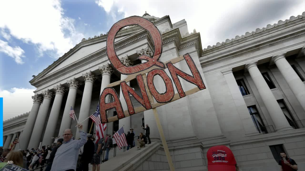 Walmart and Amazon donate to QAnon-promoting lawmaker
