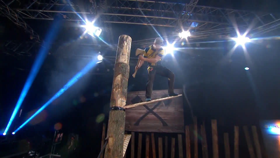 Ferry Svan Saws And Chops His Way To Timbersports Title