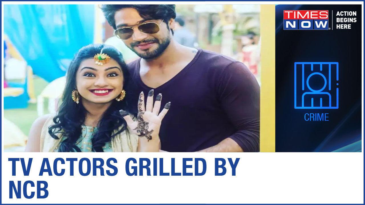 Sanam Johar & Abigail Pandey quizzed by NCB; Couple denies ...