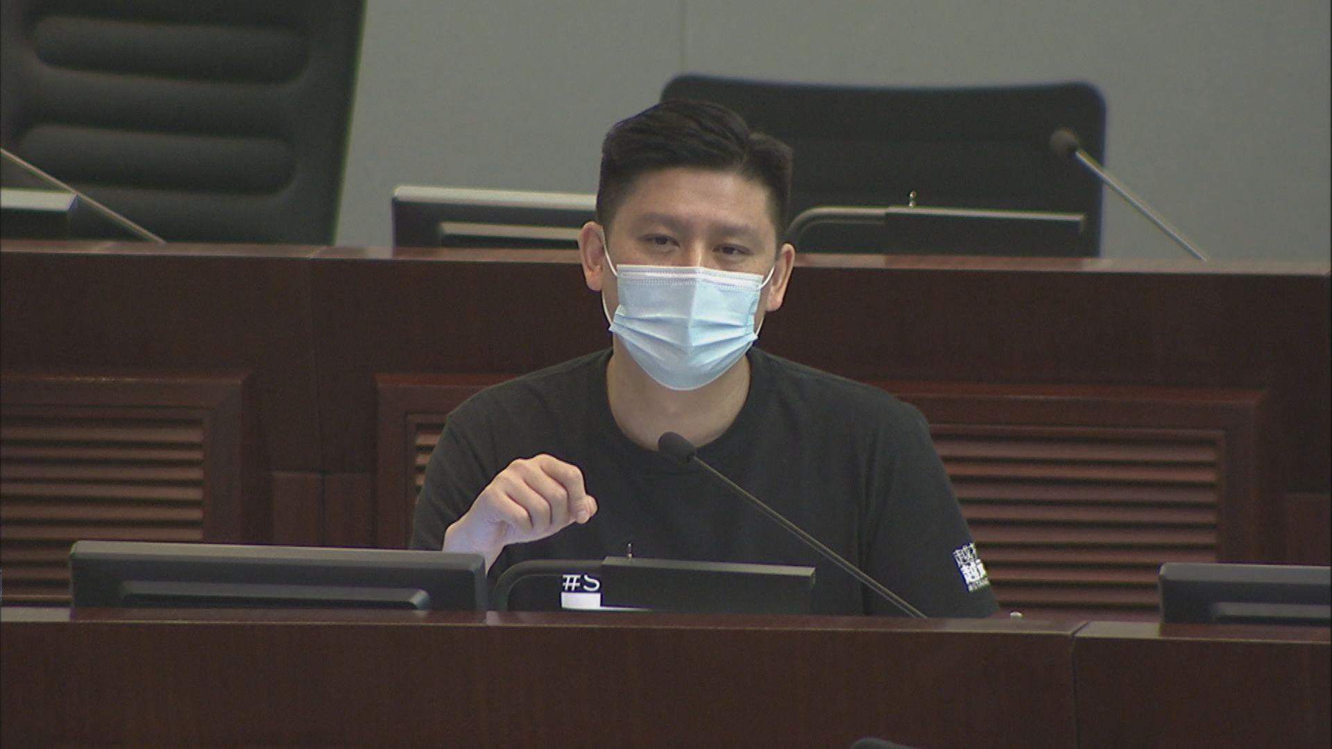 財委會審議抗疫基金 議員不滿醫管局追究罷工醫護